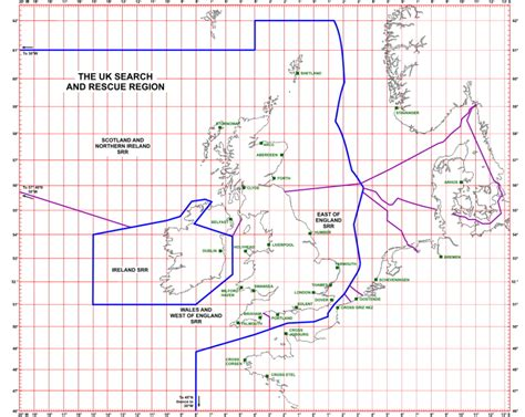 Uk Search For Uk Search And Rescue Region Srr Think Defence