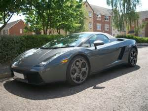 Lamborghini Gallardo For Sale Cheap For Sale Lamborghini Gallardo Spyder 2dr 5 0 2008