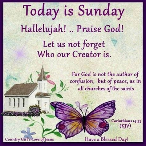 Today Is Sunday Images