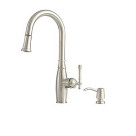 pfister vosa chrome one handle pull down kitchen faucet pfister vosa stainless steel 1 handle pull down kitchen