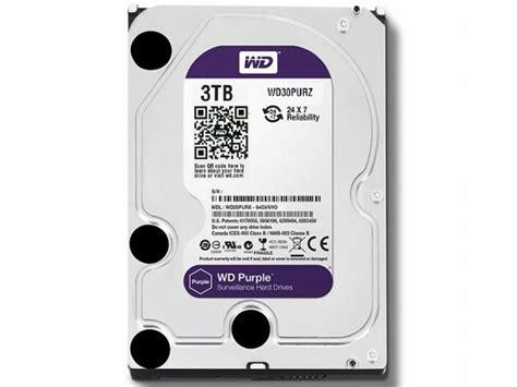 Dijamin Harddisk Wdc 3tb Sata 3 Purple Garansi Resmi 2 Tahun western digital purple 3tb 3 5 quot drive wd30purz wd30purz centre best pc