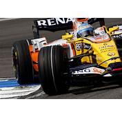 Fernando Alonso Renault R28 Hockenheimring 2008 &183 F1