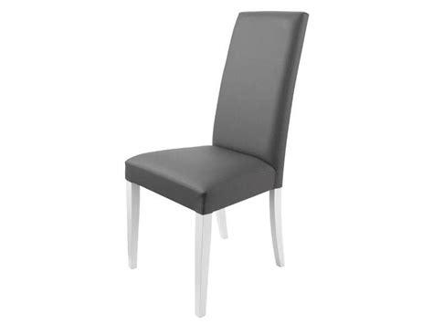 chaise conforama grise table de lit