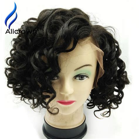 hair wigs natural cheap curly wig lace front human hair wigs full