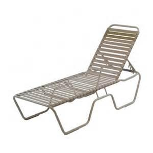 Vinyl Strap Chaise Lounge Chairs Vinyl Strap Chaise Lounge Aluminum Frame St Maarten