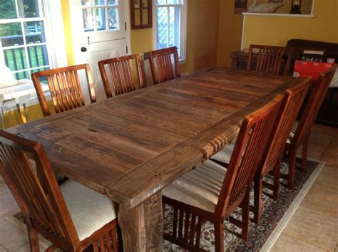 dining room tables reclaimed wood 10 unexpected uses for reclaimed wood around the house