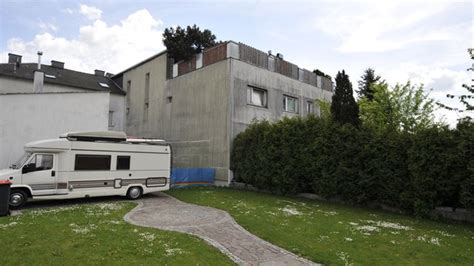 josef fritzl house josef fritzl s cellar in austria concreted in bbc news