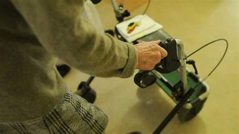 sharp rise in restraint used to deprive elders of freedom