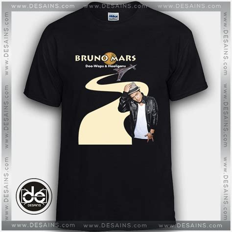 T Shirt Hooligans cheap shirt dress bruno mars doo wops hooligans tshirt