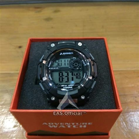 Jam Tangan Eiger Abct jual jam tangan eiger iyw0080 eiger adventure