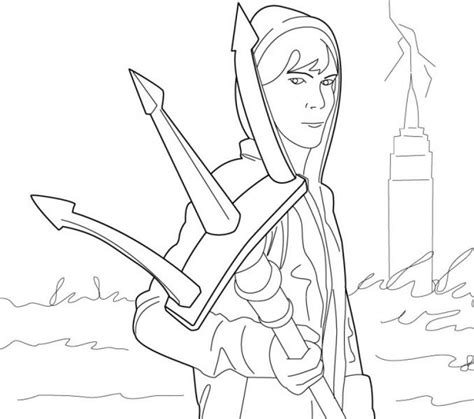 Percy Jackson Coloring Pages Coloringsuite Com Percy The Coloring Pages