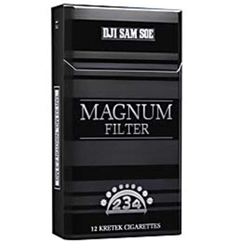 Dji Sam Soe Magnum 1 Slop soerna jamuとクレテック タバコのネットワルン 最強ジャムウ