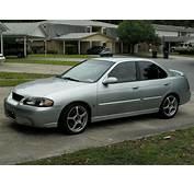 2002 Nissan Sentra  Information And Photos MOMENTcar