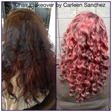 devacut on caucasian hair devacurl before and after newhairstylesformen2014 com