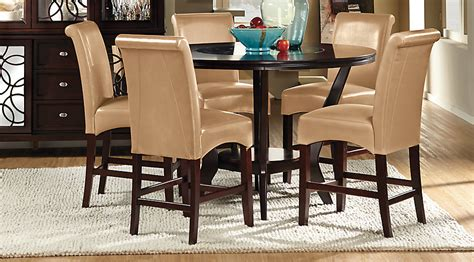 cindy crawford home highland park ebony 4 pc counter cindy crawford home highland park ebony 5 pc counter
