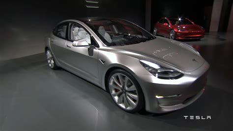 Tesla 3 Autobild by 2017 Tesla Model 3 3 Auto Bild