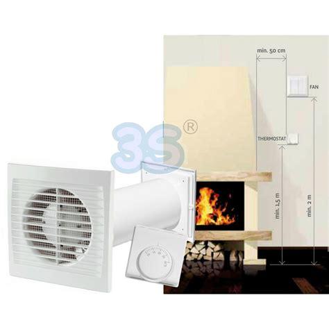 recupero calore camino ventilazione meccanica controllata distributore