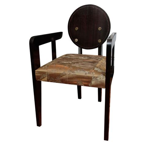 Armchair Desk by Armchair Or Desk Chair In The Manner Of Andre Sornay For