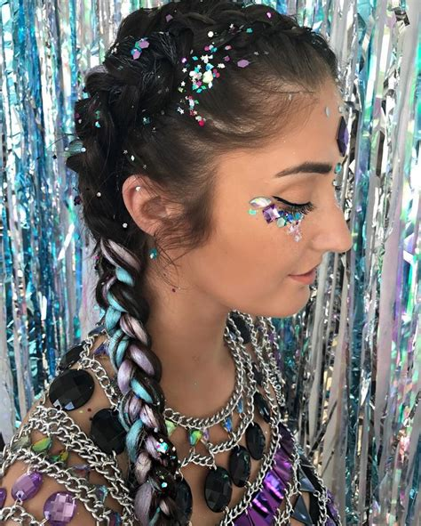 hairstyles for rave party 17 best ideas about gypsy hairstyles on pinterest gypsy