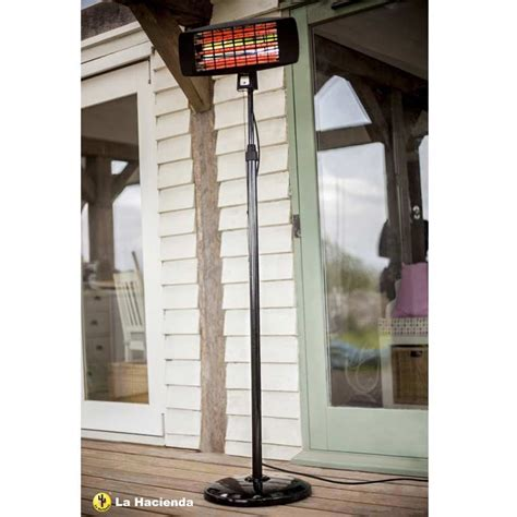patio heaters on sale la hacienda electric patio heater 2000w on sale fast