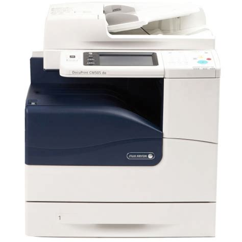 Request Letter To Repair Xerox Machine Fuji Xerox Cm505da Colour Multifunction