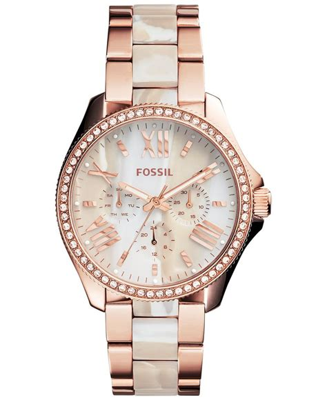 Fossil Am4616 1000 ideas about gold watches on