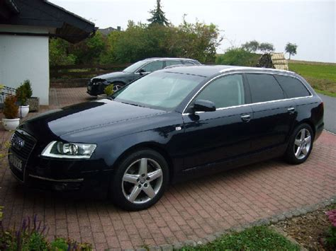 Audi A6 Bj 2005 by P10201116 Audi A6 Avant 3 0 Tdi Dpf Tiptronic Bj 2005