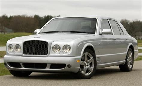 bentley arnage car and driver