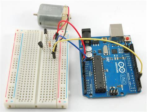 arduino tutorial dc motor 아두이노 강좌 13 아두이노를 사용하여 dc모터 제어하기 가치창조기술 위키