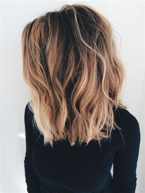 mid lenth beveled haircuts best 25 shoulder length haircuts ideas on pinterest