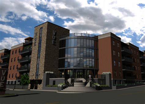 Vue Appartments by Vue Apartment Project On Deck For South College Avenue