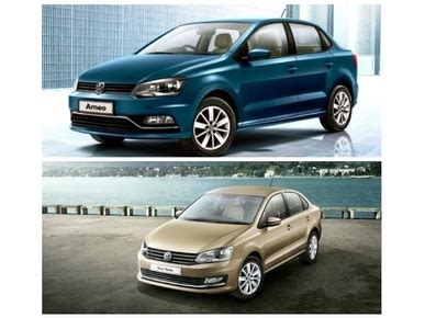 volkswagen ameo vs vento volkswagen ameo vs vento what s the difference find new