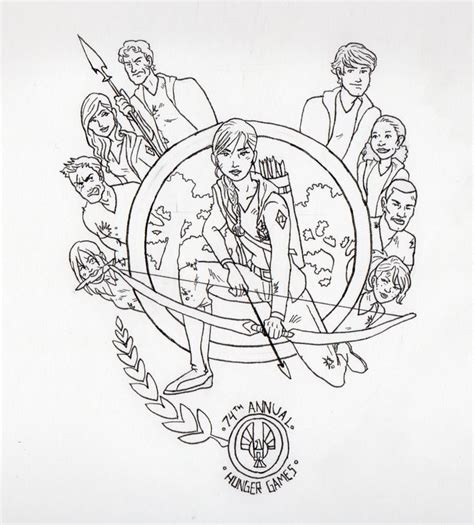 Hunger Coloring Book hunger coloring pages coloring home