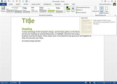 microsoft word 2013 slide 2 slideshow from pcmag com