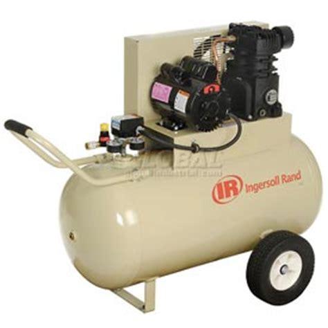 air compressors accessories portable air compressors ingersoll rand ss3f2 gm 2 hp portable