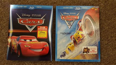 download film cars 3 bluray cars 3 and cars disney movie club exclusive blu ray