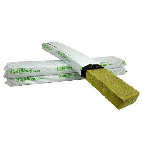 rockwool slab 100x10x7 5cm cultilene cuttings and