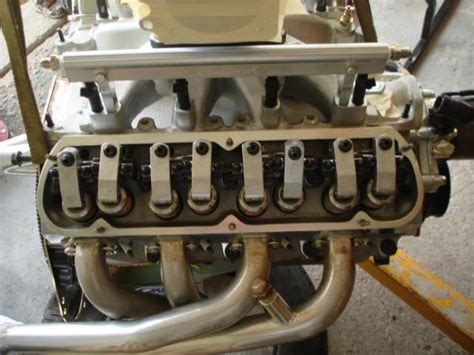 Ford Strokers Fordstrokers 369 Cubic Inch Block For Sale Mustang