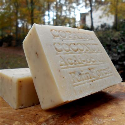 Milk Handmade - all copaiba with acai berry butter and