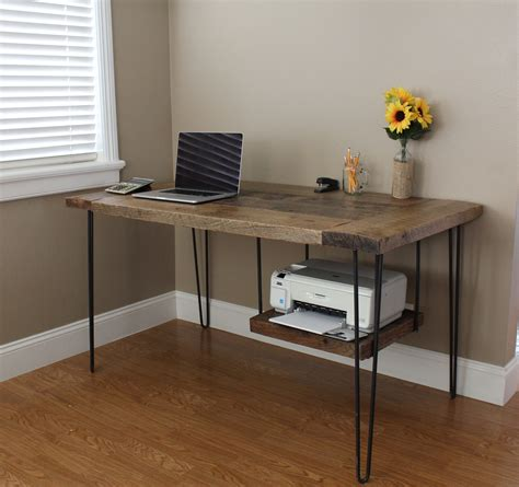 100 hidden printer cabinet office table computer desk enclosed storage small computer ana white reclaimed modern desk diy projects
