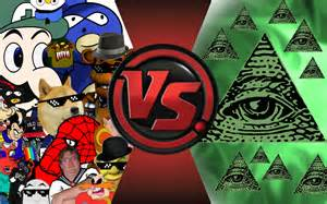 mlg and youtube vs illuminati final face off