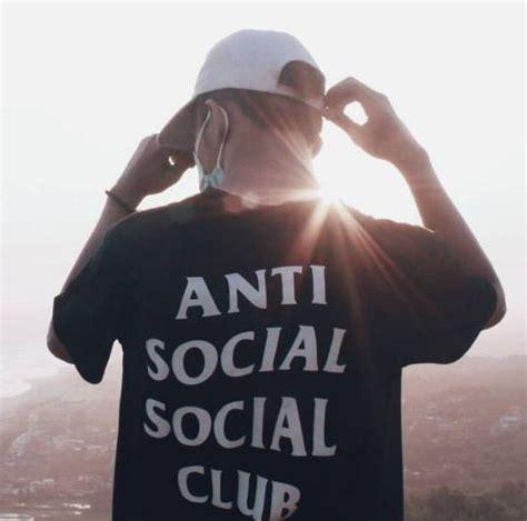 Consign Assc Anti Social Social Club On My Way anti social social club assc t shirt dopestudent