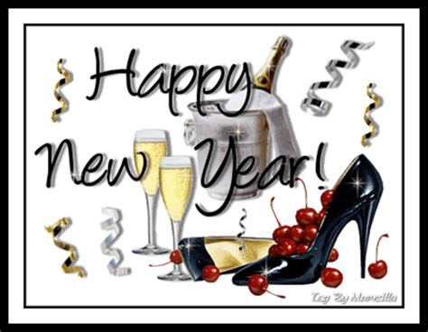 Shoe Year Wishes by Happy New Year Pictures Images Photos