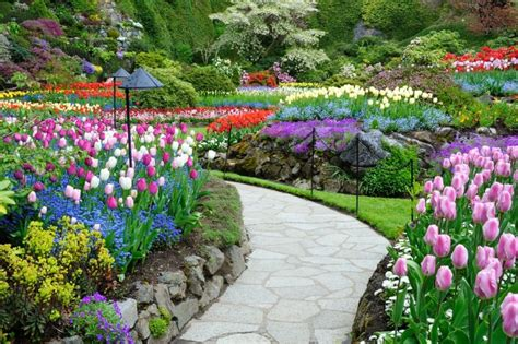 Chinese Kitchen Rock Island Home Flower Gardens And Flower Landscape Pictures