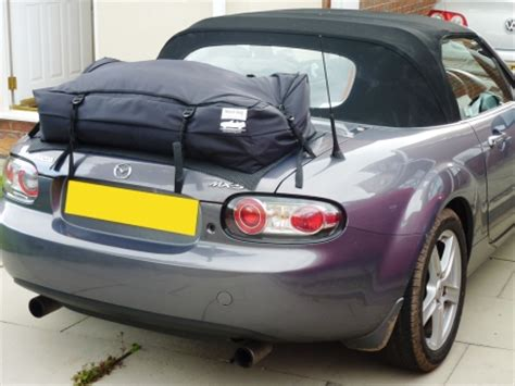 mazda carriers mazda mx5 luggage rack mk3