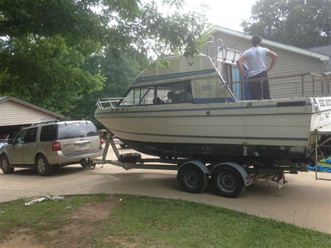 bayliner boats with cabins bayliner cabin 1979 for sale for 1 800 boats from usa