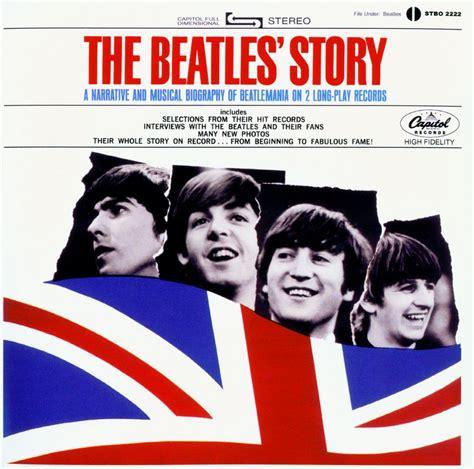 The Beatles The Beatles Story Kaos Band Original Gildan jfn beatles memories the beatles story capitol records