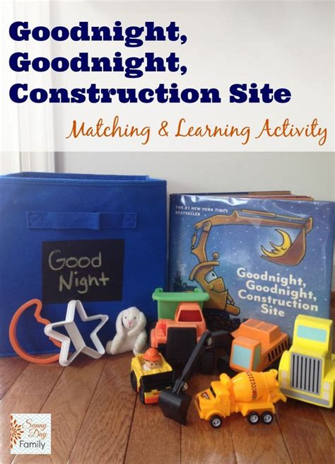 Goodnight Construction Box Set 1000 images about blocks building activities on lego brick lego and lego