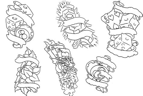 flash art tattoo designs free