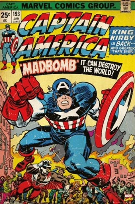 Captain America Comic Book captain america marvel comic book cover madbomb athena